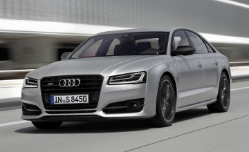 Fastest ever Audi S8 is unveiled