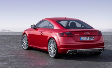Retro style for Audi TT