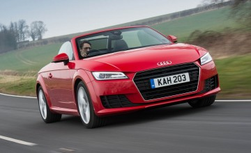 Audi TT just got edgier