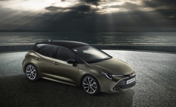 Brit-built Auris unveiled by Toyota