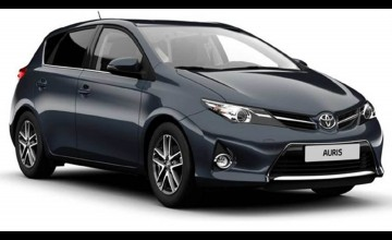 Plus adds extra to Auris line-up