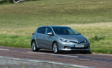 Toyota Auris 1.2T 2015 - First Drive
