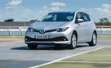 Toyota Auris freshens up all round