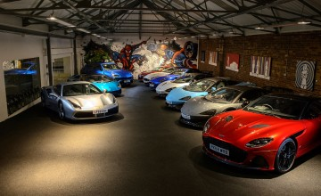 Exclusive club for supercar fans