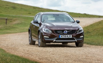 Volvo V60 Cross Country D4 Lux Nav Geartronic