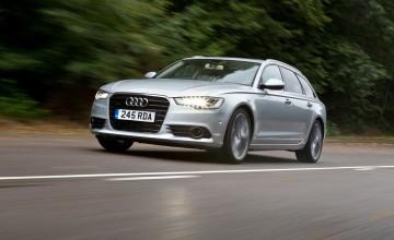 Audi's £80,000 estate