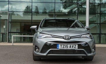 Toyota Avensis Touring Sports Business Edition Plus 1.6 D-4D