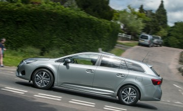 Toyota Avensis 2015 - First Drive