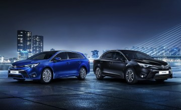 New Toyota Avensis targets business drivers
