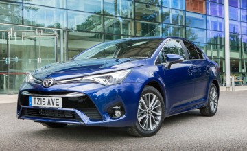 Toyota Avensis - a car to trust
