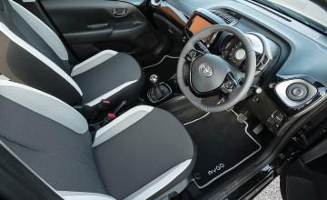 Toyota Aygo 1.0-litre 5-door X-Clusive