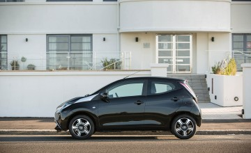 Fun factor for new Aygo