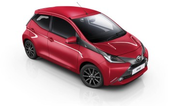 Aygo adds more X-factor