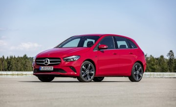 New Merc pair includes plug-in baby