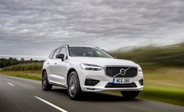 Electric times for Volvo XC60