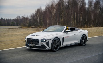 Bentley tests out £1.8m Bacalar
