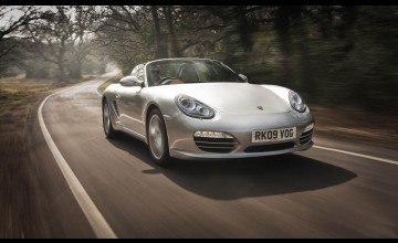 Boxster hits all the right buttons