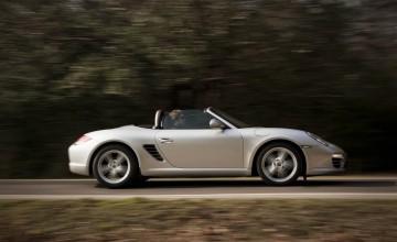 Porsche not for posing