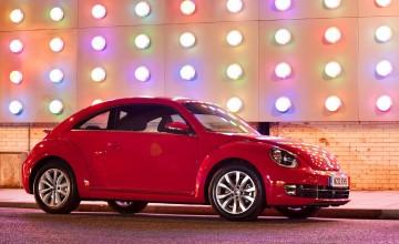Volkswagen Beetle has retro chic