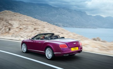 Fastest four-seat convertible unveiled
