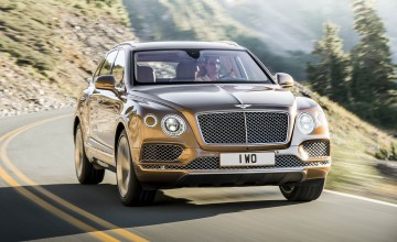 Bentley unveils Bentayga luxury SUV