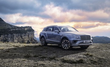 Radical overhaul for Bentley Bentayga