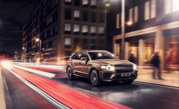 Updates to Bentley's plug-in hybrid