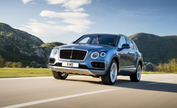Bentley goes diesel with Bentayga