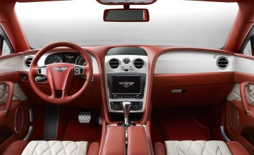 Bentley Flying Spur luxury upgrade
