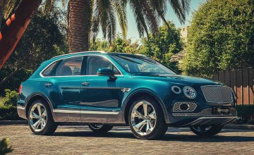 Bentley goes green with Bentayga Hybrids