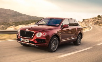 Bentley Bentayga W12 Black