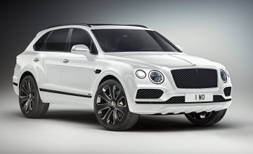 Bentayga more exclusive by Design