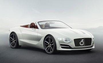 Is this Bentley's electric future?