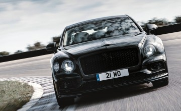 More dynamic Flying Spur revealed