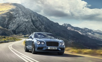 New Spur reveals dark side of Bentley
