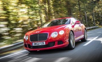 Ice is nice for Bentley speed king
