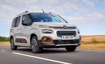 Citroen designs new Berlingo to move you
