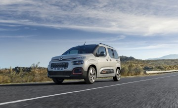 Citroen releases new Berlingo Multispace