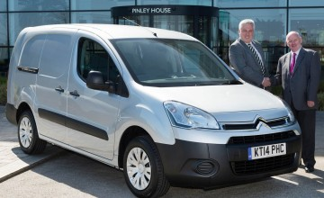 Electric Berlingo is just vantastic