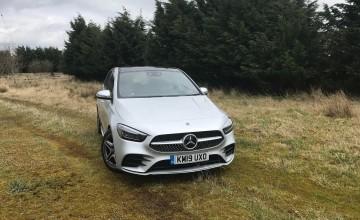 Mercedes-Benz B 200 AMG Line