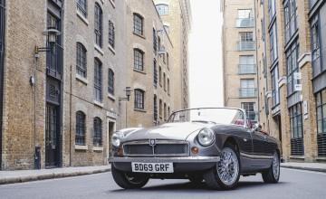MG classic makes electric return