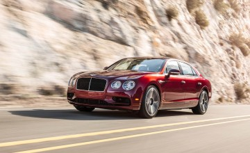 Sporty style for Bentley Flying Spur