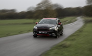 Ford Focus Zetec S Black Edition - First Drive