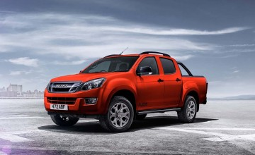 Red letter day for Isuzu D-Max