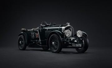Bentley's iconic 1929 'Blower' to be reborn