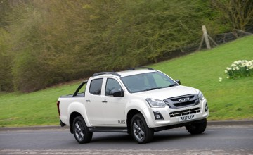 Isuzu cleans up with new D-Max