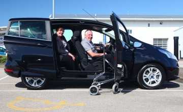 Ford max for Motability