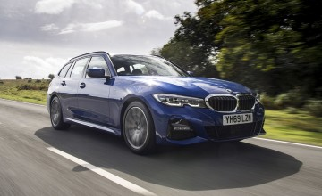 Latest 3 Series goes Touring