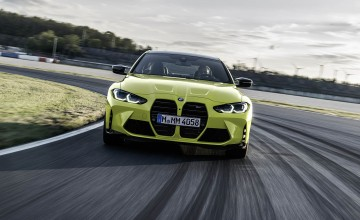 More power for new M-cars from BMW