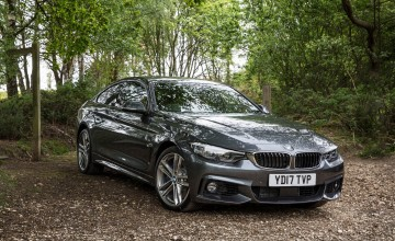 BMW 4 Series Gran Coupe 2017 - First Drive